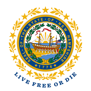 State of New Hampshire Logo